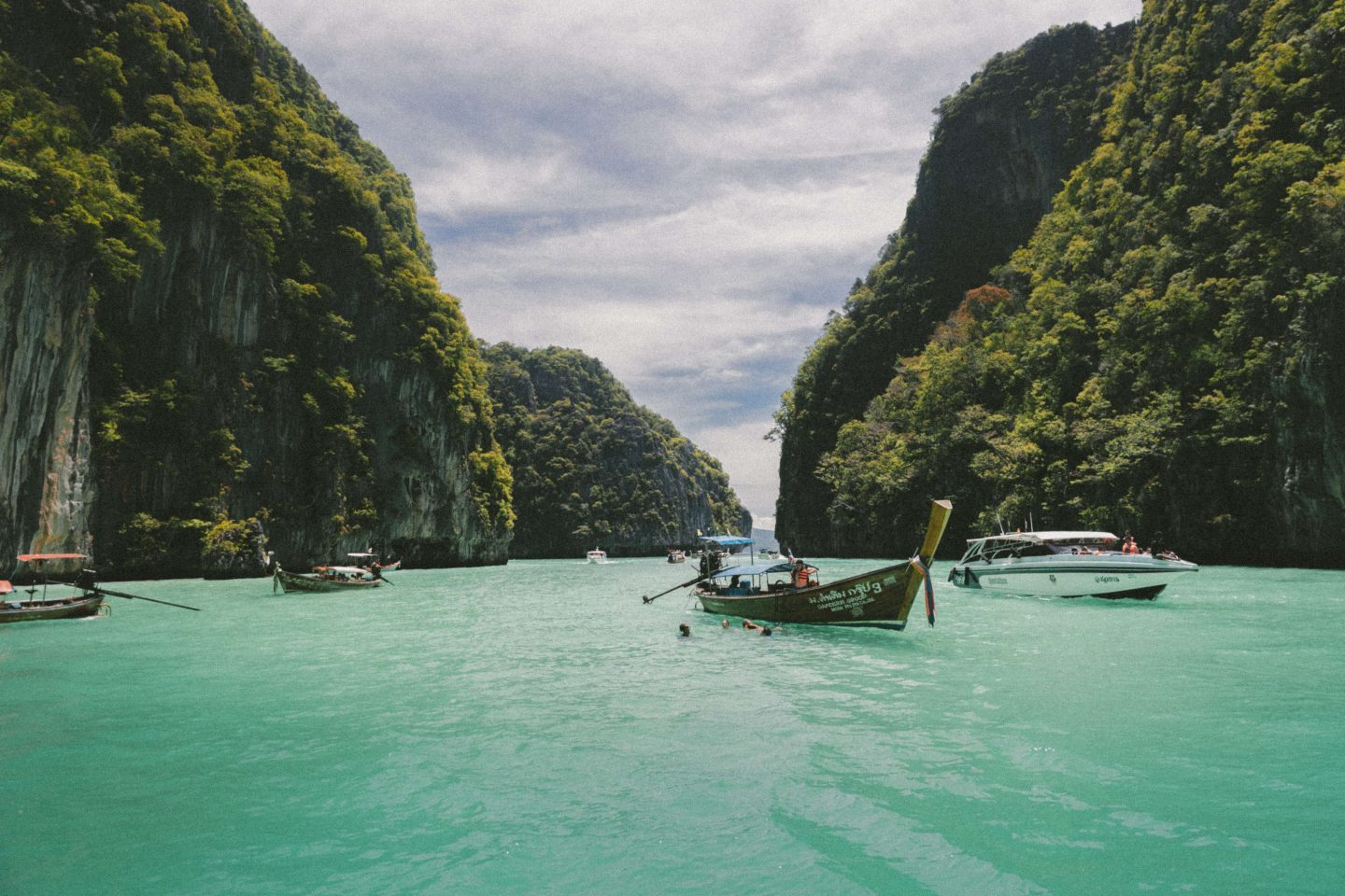 The Best Quiet Alternatives To Popular Thai Islands