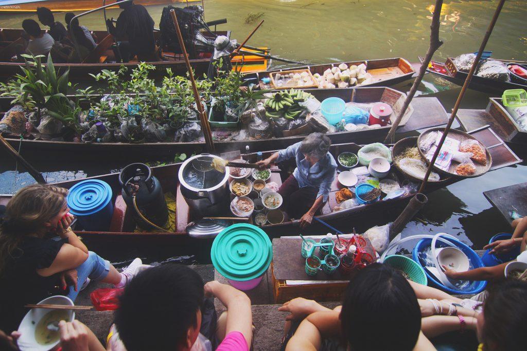 food poison Thailand