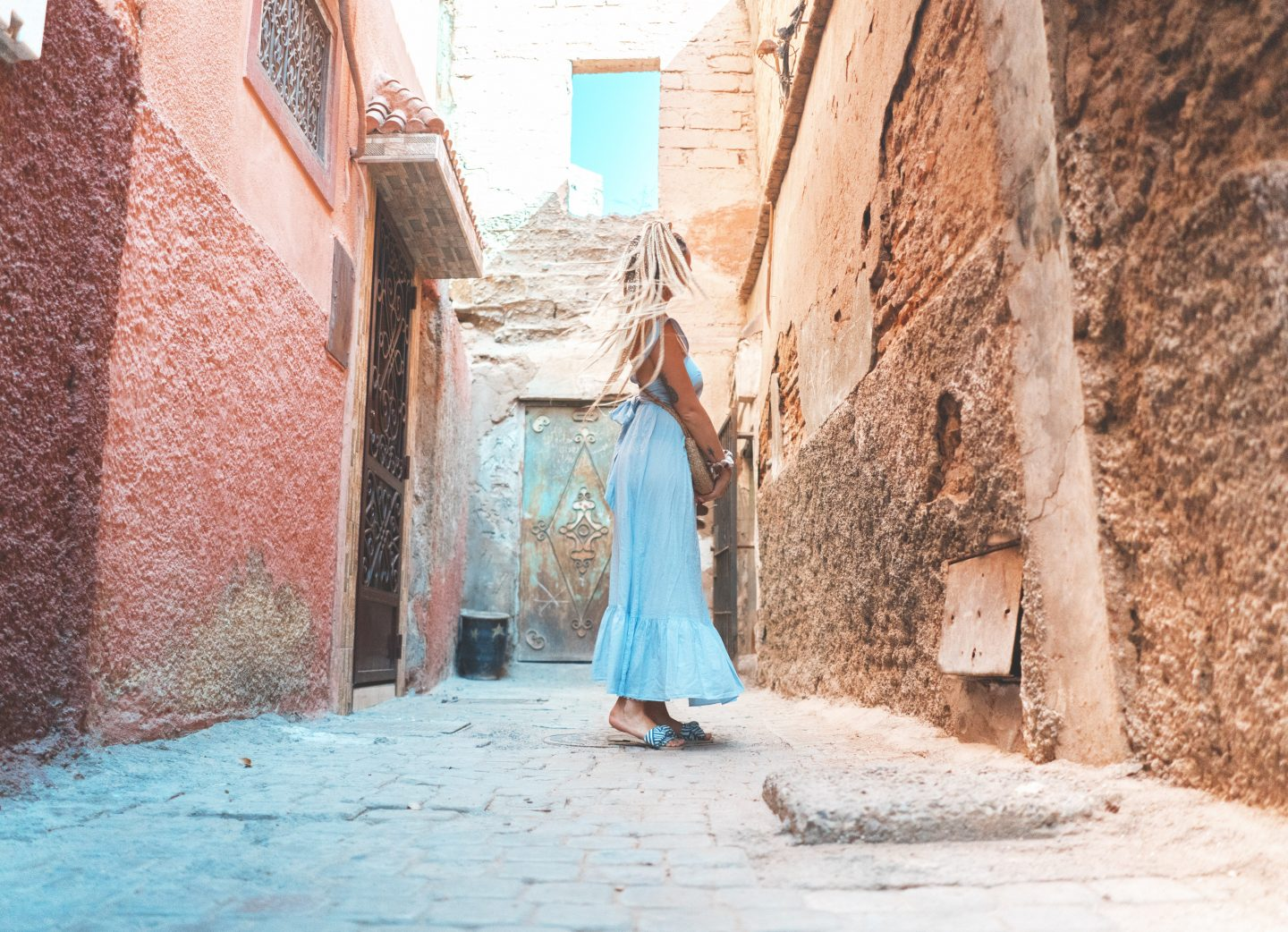 Staying Safe As A Solo Female Traveler In Morocco